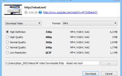 4K Video Downloader 4.4.6.2295 + лицензионный ключ