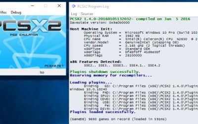 PCSX2 эмулятор PS2