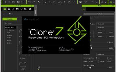 iClone Pro 7