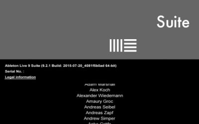 Ableton Live 9.2.1 Suite торрент русская версия крякнутый