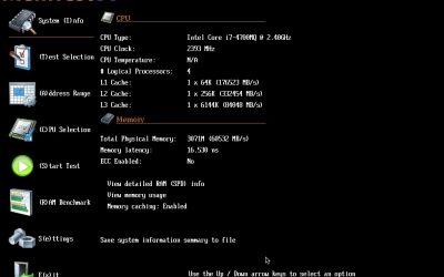 Memtest86 7.5 на русском для Windows 10