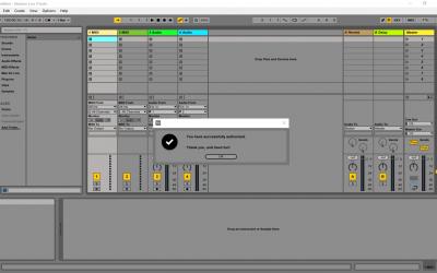 Ableton Live 10 Suite торрент