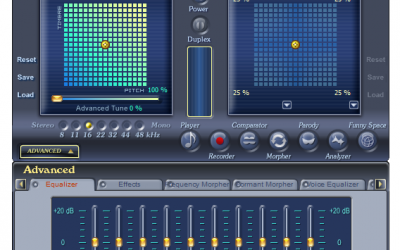 AV Voice Changer Diamond 9.5.10 + кряк