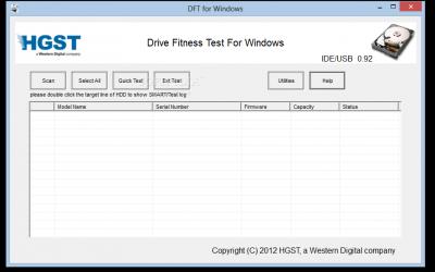 Drive Fitness Test 4.14