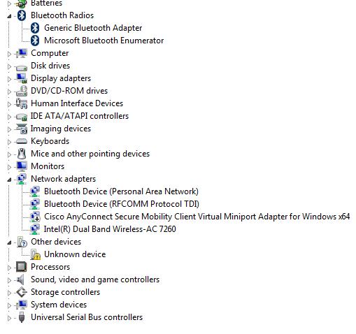 драйвер msft0101 windows 7 64 lenovo