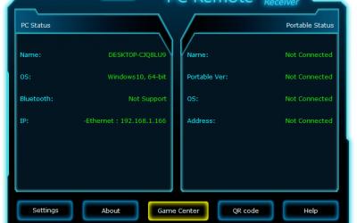 Monect PC Remote для компьютера