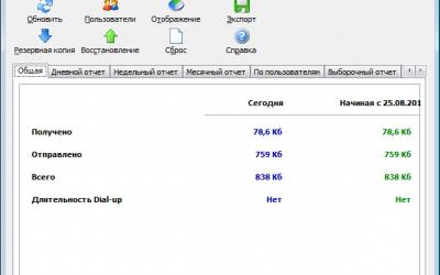 NetWorx 6.2.1