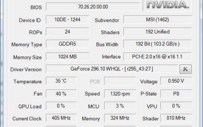 NVidia Inspector 2.1.3.10