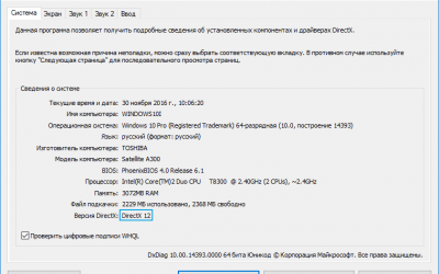 DirectPlay для Windows 10